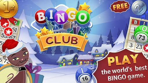 BINGO Club -FREE Holiday Bingo