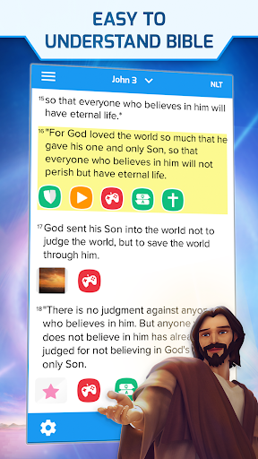 Superbook Kids Bible, Videos & Games (Free App) v1.8.4 screenshots 2