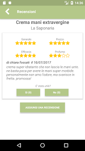 Biotiful - INCI e Recensioni Cosmetici- screenshot thumbnail