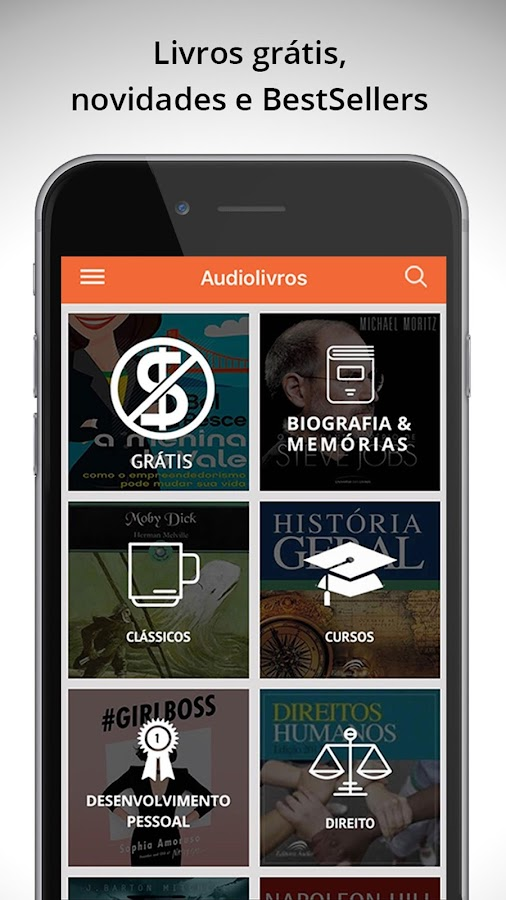 Audiobooks from Tocalivros- screenshot