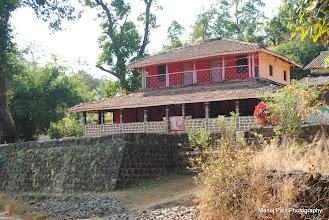 Photo: Beautiful house at base village....