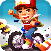 Bike Race - Crazy Racing