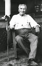 """Photo: Leigh's great, great grandfather, Allen Nimrod Webb: Civil War veteran, Union soldier (private) , 60th Illinois Infantry. Served Feb.17, 1862--Feb. 16, 1865. Wounded at the Battle of Buzzard's Roost, Georgia,  Undated photo taken at Tunnel Hill.  """"On May 9, elements of Major General George Thomas's Army of the Cumberland attacked Johnston's main line of defense at a gap in the mountains, known locally as Buzzard's Roost Gap. Meanwhile, McPherson moved his army to an unprotected gap in the mountains farther south at Snake Creek. Leaving Thomas to demonstrate before the main Confederate line, Sherman moved the remainder of his forces south through the Snake Creek Gap, threatening to disable the Western and Atlantic Railroad behind Johnston's lines. In danger of being outflanked and having his supply line severed, Johnston withdrew twelve miles to Resaca, Georgia on the night of May 12-13. Although the Rebel defenders were able to rebuff Thomas's army at the Battle of Buzzard's Roost, the engagement accomplished Sherman's objective of holding the Confederates in check as he successfully outflanked Johnston's army.""""  Source: http://www.ohiocivilwarcentral.com/entry.php?rec=632&PHPSESSID=0068d44627ed900de9f492844b2f3a5a"""