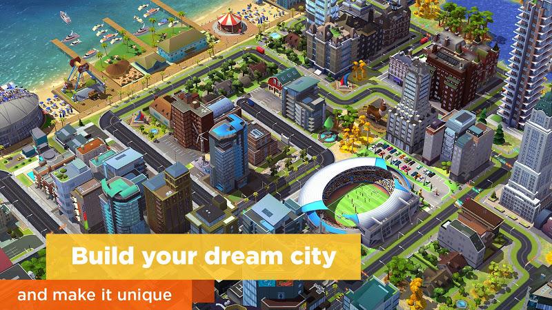 SimCity BuildIt v1.16.79.56852 (Mod)