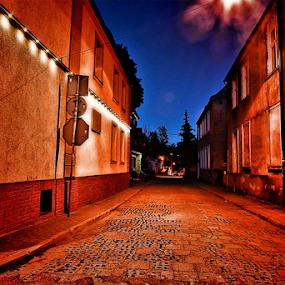 Nowe Miasto Lubawskie by Roni Bit - City,  Street & Park  Historic Districts ( nowe miasto lubawskie, nml )