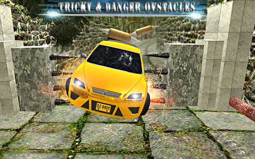 3D Automobilový pohon: automobil Dálnice uniknout screenshot 8
