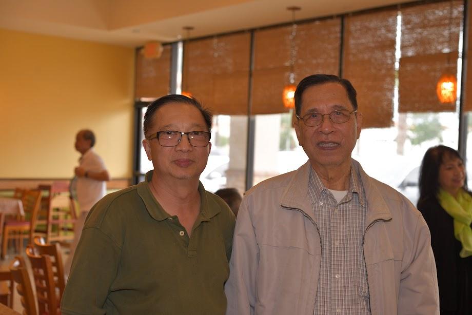 KM Houston họp mặt ở nhà hàng Nam Giao  h9