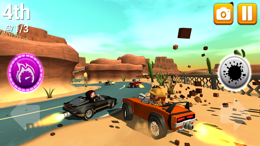 Rev Heads Rally android2mod screenshots 3