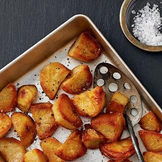 The Ultimate Crispy Roasted Potatoes.