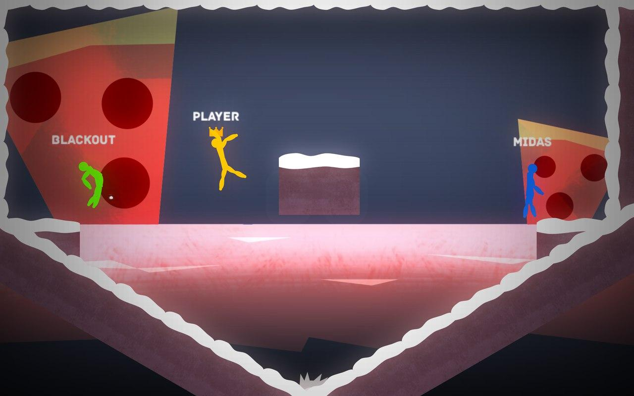 Screenshots of Stick Man Fight Online for iPhone