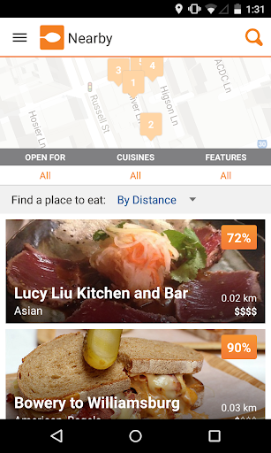 Urbanspoon Restaurant Reviews