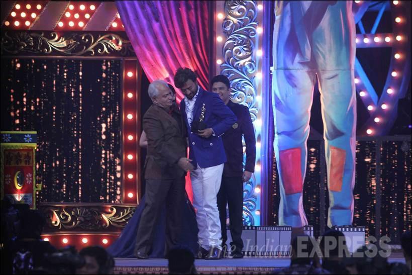 Jury Choice Best Actor (Male) - Irrfan Khan