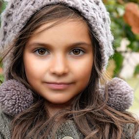 autumn near by Mark Warick - Babies & Children Child Portraits