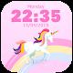 Unicorn Clock Download on Windows