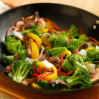 Hearty Beef Stir Fry