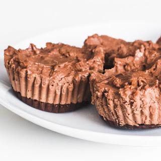 Mini Nutella Cheesecakes (Gluten-Free and No-Bake) Recipe