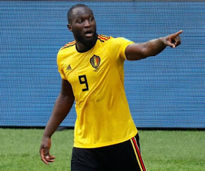 Avec son nouveau doublé, Romelu Lukaku entre dans l'histoire de la Coupe du Monde !