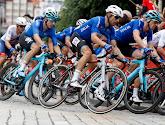Doublé italien sur le test olympique, un Belge dans le top 5!