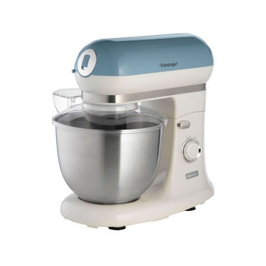 Ariete Vintage Kitchen Machine Blue