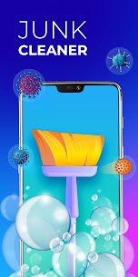 Optimizer – Junk Cleaner & Space Cleaner Mod Apk Download For Android 1