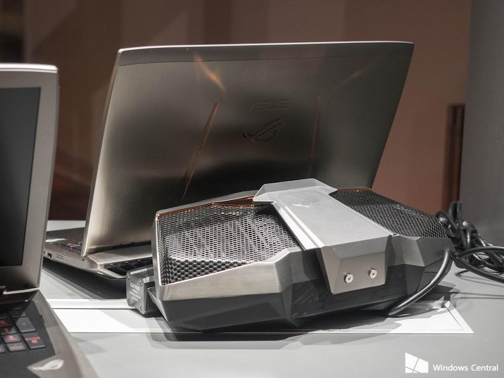 Laptop tản nhiệt nước ROG GX700 của Asus sẽ được bán ra vào tháng 6