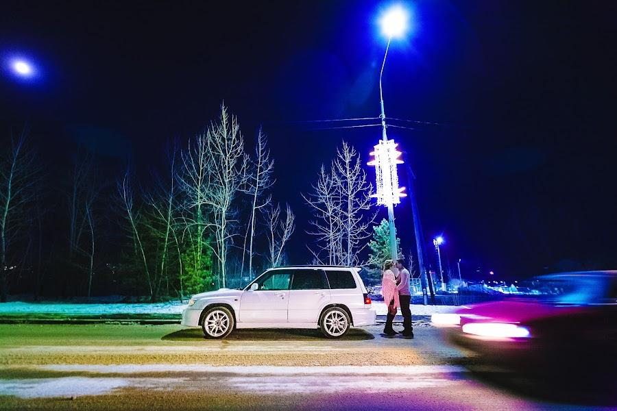 Bryllupsfotograf Arkadiy Umnov (Umnov). Foto fra 10.02.2019