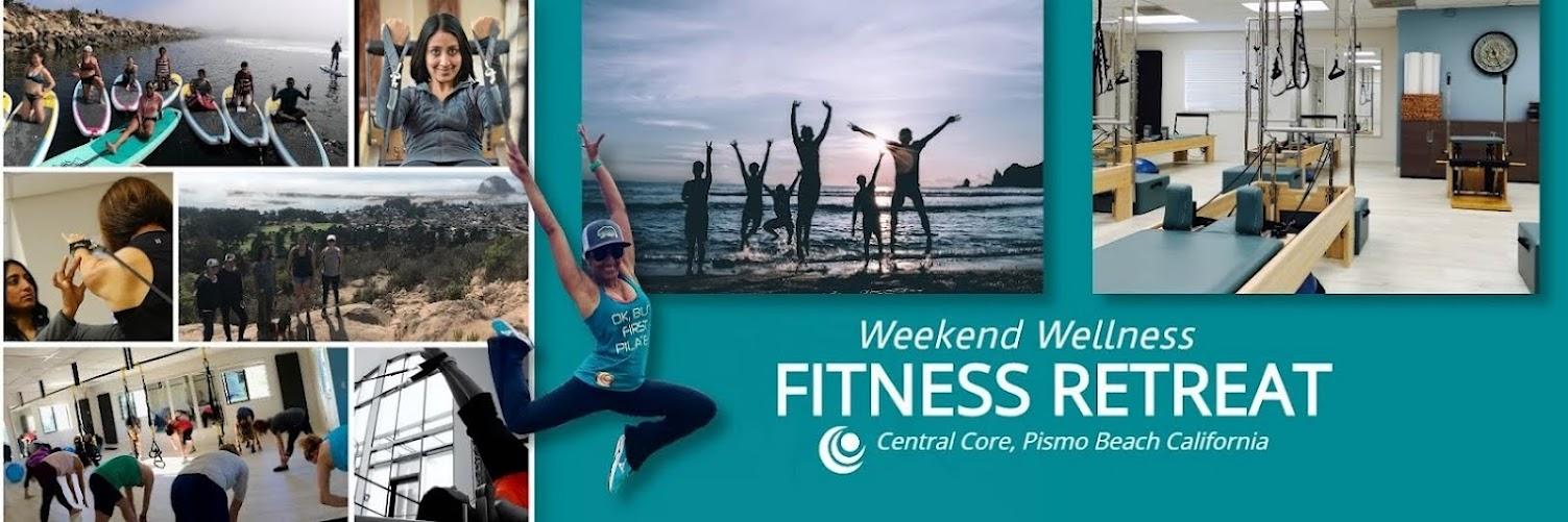 Central Core Weekend Wellness Fitness Retreat / Water Weekend (Oct 9-10, 2021)