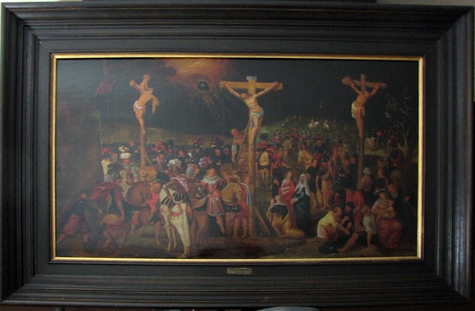 Ambrosius Francken, Crucifixion, XVIIème siècle