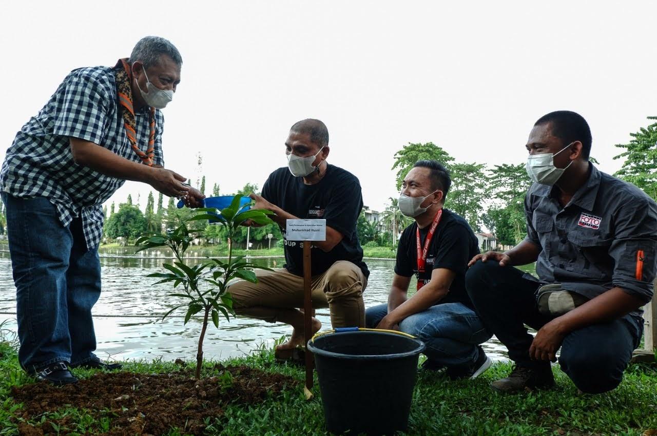 Hari Lingkungan Hidup Sedunia, Pentingnya Peran Jurnalis dalam Upaya Konservasi