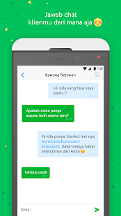 JivoChat- gambar mini screenshot