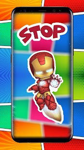 WAStickersApps - Super Hero Stickers Screenshot
