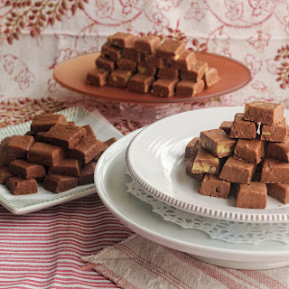 Old Fashioned Double Chocolate Fudge