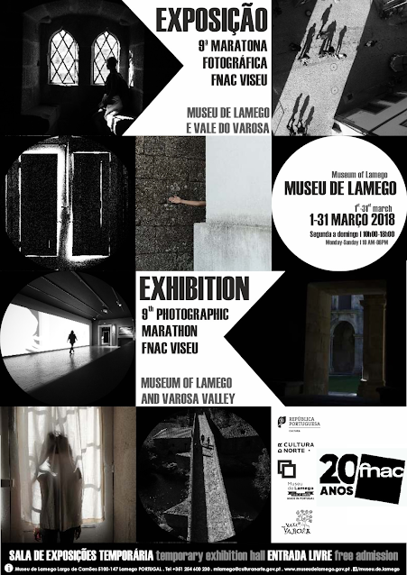 Exposição 9ª Maratona Fotográfica FNAC Viseu - Museu de Lamego