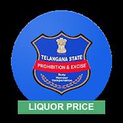 Telangana  Liquor Price