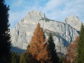 Photo: Croz del Altissimo e cima Lasteri