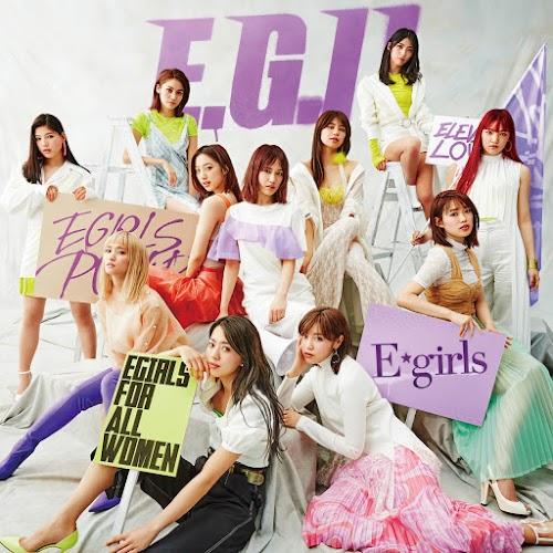 "Capa do álbum ""E.G. 11"" – 2 CDs+DVD/Blu-ray Edition."