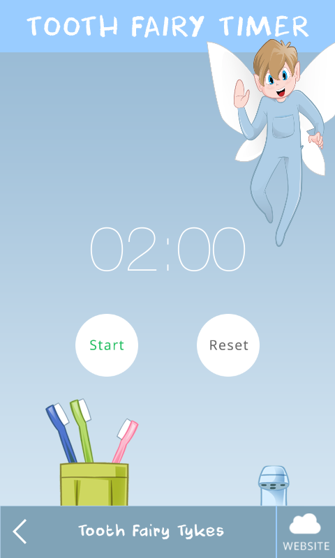 Tooth Fairy Timer- screenshot