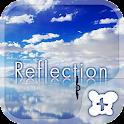 Бесплатные обои Reflection icon