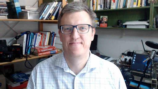 Adrian van Eeden, CIO of Gordon Institute of Business Science.