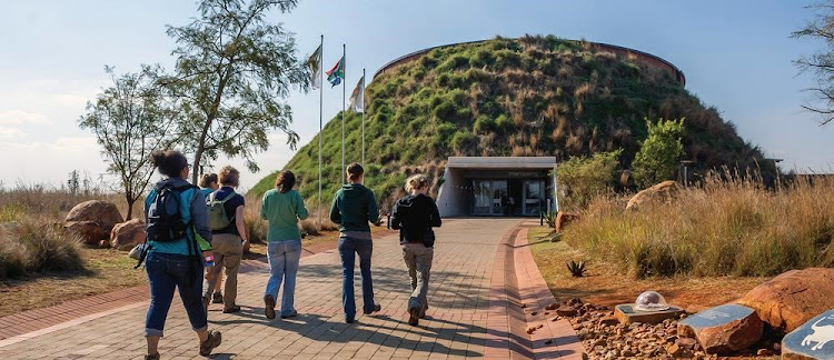 The cradle of Humankind.