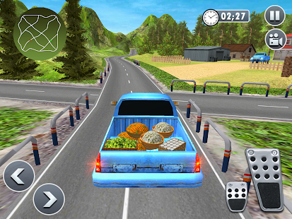 Extreme-Drive-Hill-Farm-Truck 14