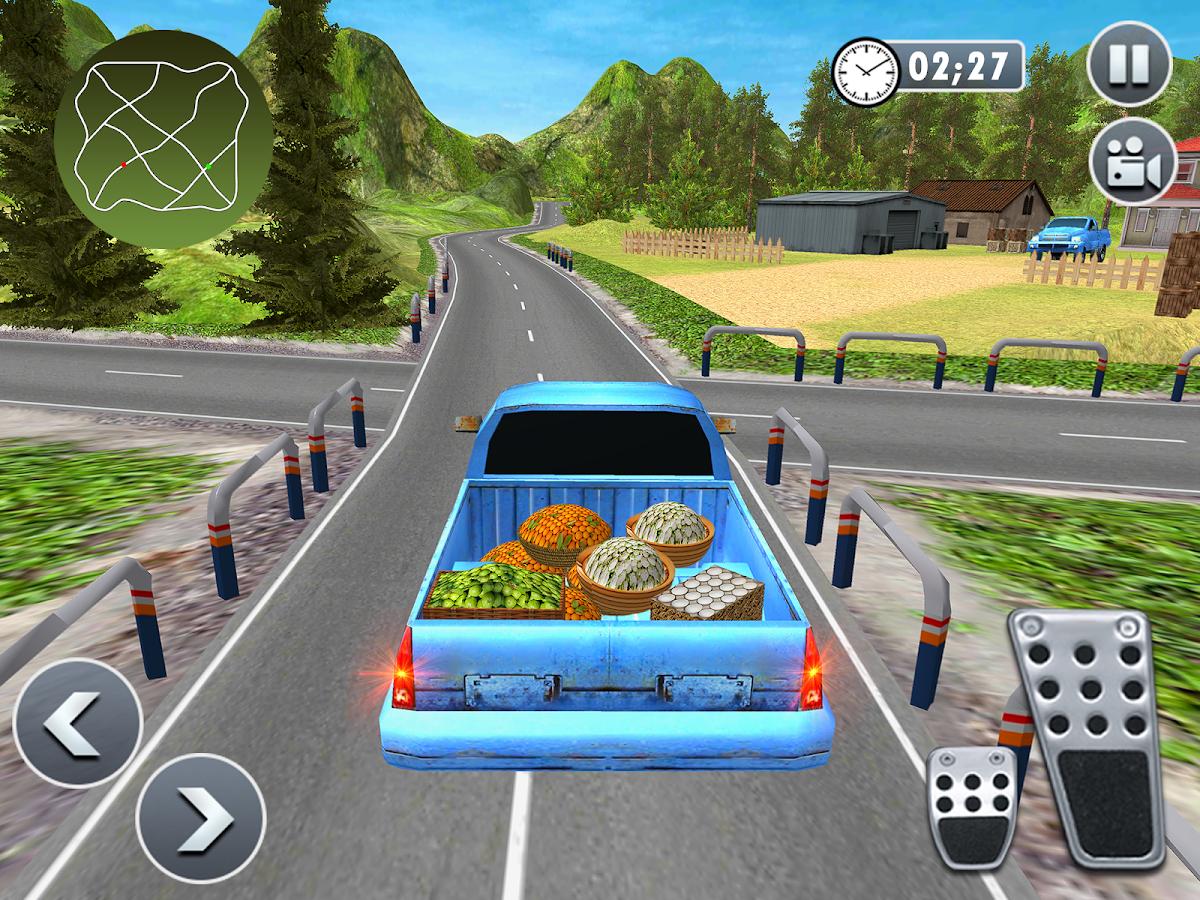 Extreme-Drive-Hill-Farm-Truck 38