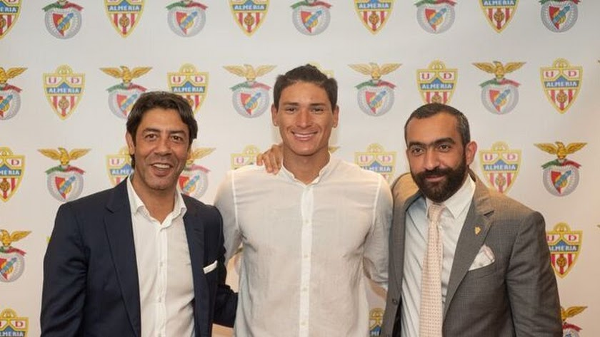 Rui Costa, Darwin y El Assy.