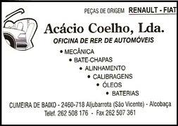Acácio Coelho