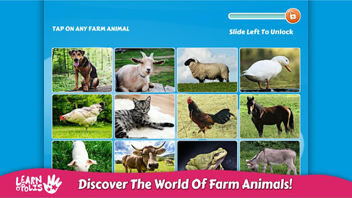 Kids Learn Farm Animals