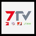 7TV | Mediathek icon