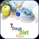 7 Days Diet Plan icon