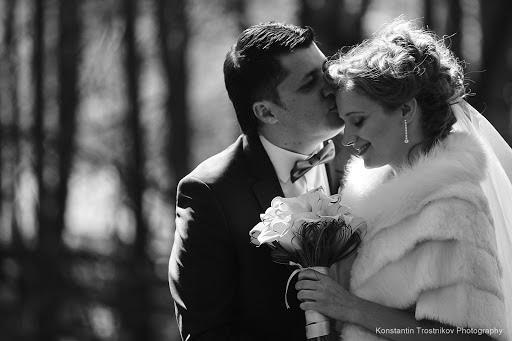 Wedding photographer Konstantin Trostnikov (KTrostnikov). Photo of 10.12.2018