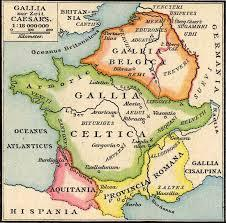 Resultado de imagen de la galia del siglo i a.c