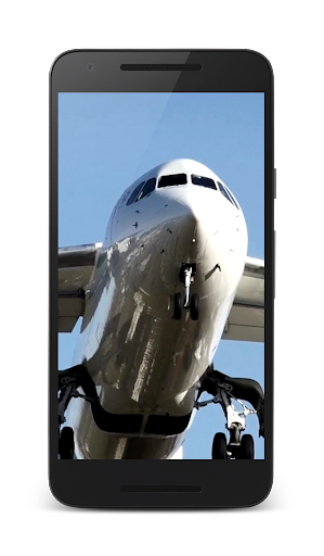 Aircraft Live Wallpaper 1.0 screenshots 1